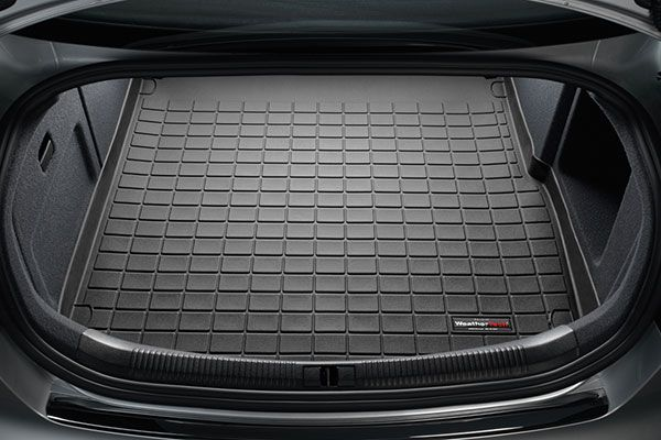 Weathertech Cargo Liners In Gray Custom Fit Cargo Liner By Weathertech 2012 Ford Explorer Volvo Xc60 Ford Explorer