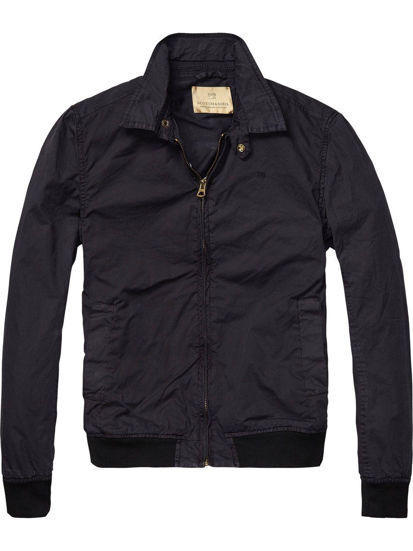 Bomber jacket - Scotch & Soda on Wanelo