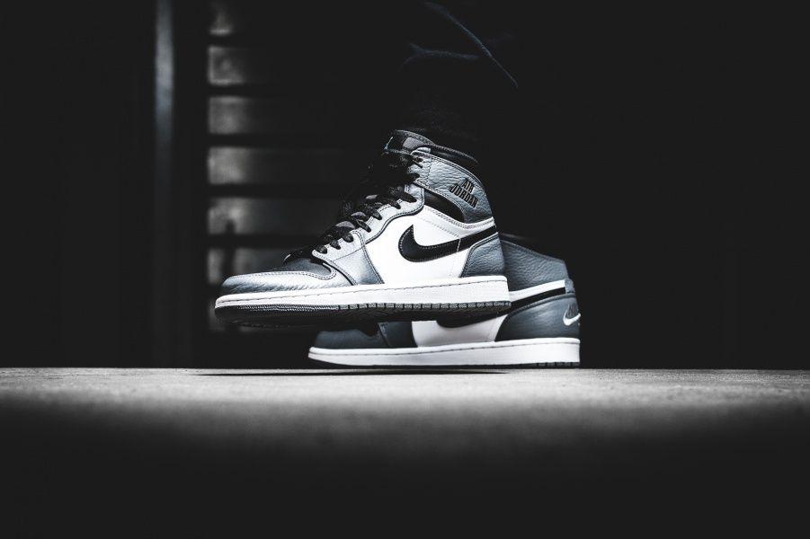 sports shoes 9e4c8 7c41b Air Jordan 1 Retro High - Rare Air  Cool Grey  Color  Cool Grey White Black  Style Code  332550-024