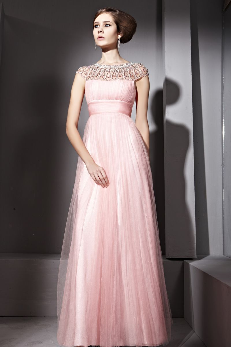10  images about evening gowns on Pinterest - Beaded chiffon ...