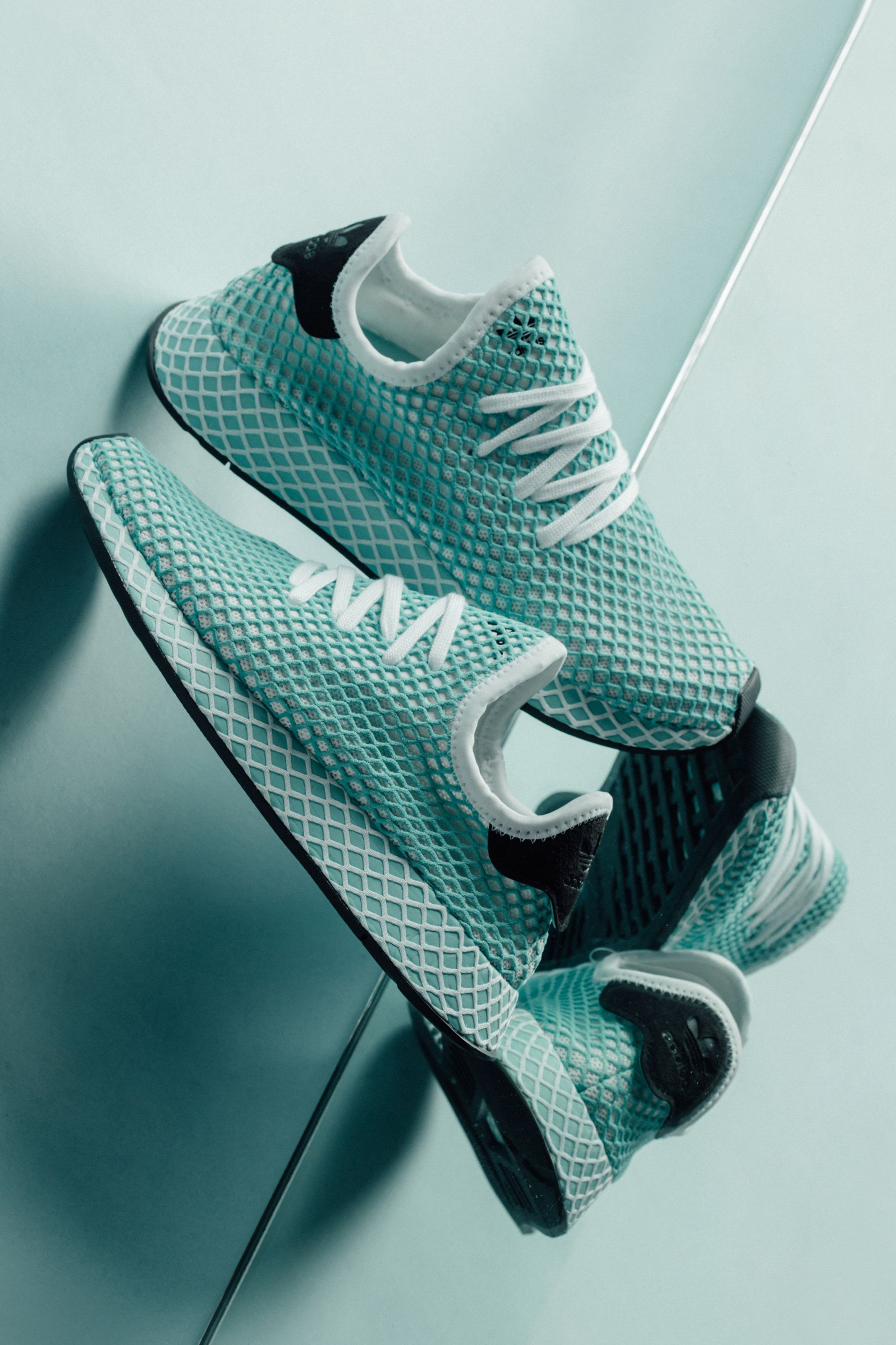 956adf58d Adidas x Parley Women s Deerupt Runner Adidas Shoes