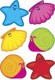 Resultado De Imagen Para Animales Del Mar Para Decorar Preescolar Clip Art Under The Sea Theme Sea Theme