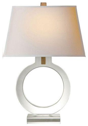 Contemporary Bedroom Lamp