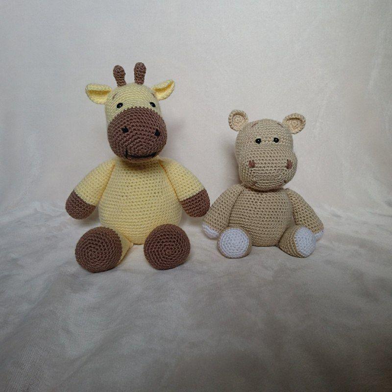 FREE Crochet Pattern for Geraldine the Giraffe | Krazy Kabbage ...