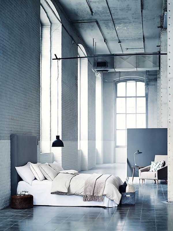 own your morning bedroom city life urban men home decor