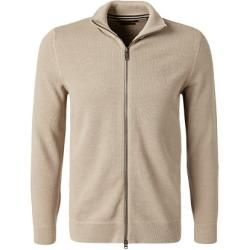 Photo of Marc O'Polo Herren Cardigan, Baumwolle, beige meliert Marc O'Polo