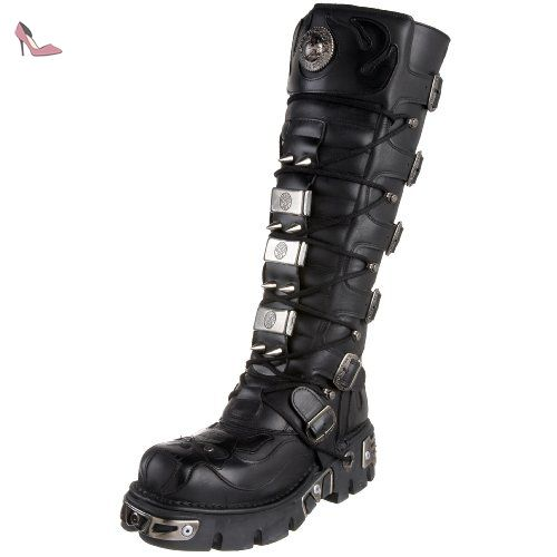 M Eu Rock Link 161 Chaussurespartner New S1Black45 D9EHWI2