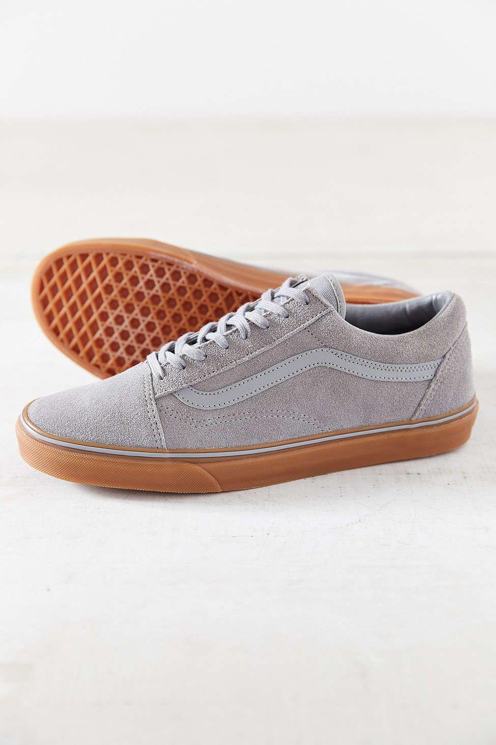 c6c7bb61c8a345 Vans Old Skool Gum Sole Men s Sneaker
