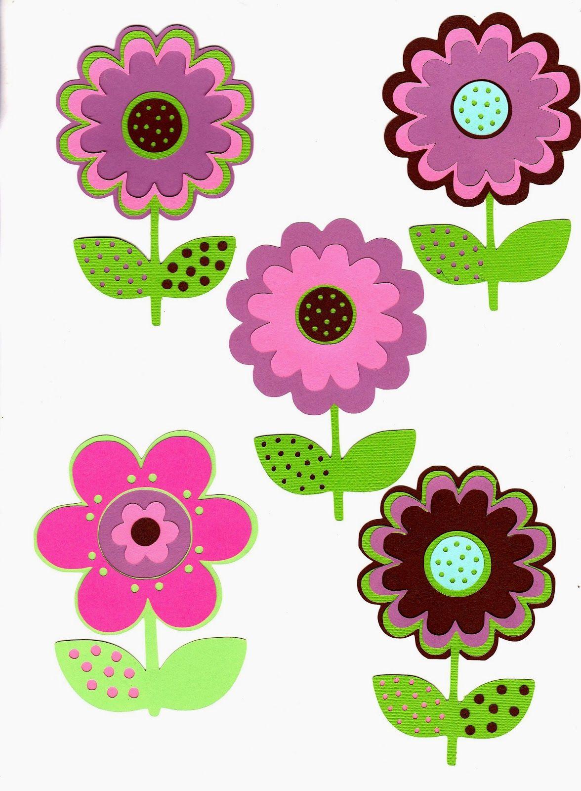 цветочки картинки шаблоны для вырезания цветные подъемные шторы отлично