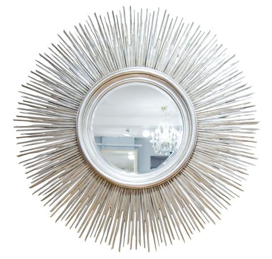 Pin By Bcr8tive On Silver Starburst Mirror Sunburst Mirror Glitter Room