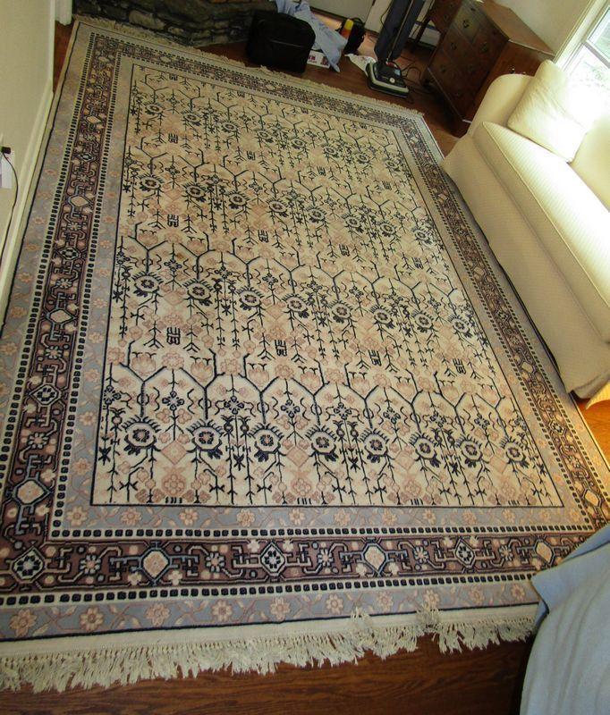 Gem Couristan Oriental Pattern Wool Rug 8 3 X11 8 Rugs Oriental Pattern Couristan