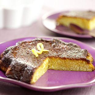 Recette de gâteau de tapioca au caramel