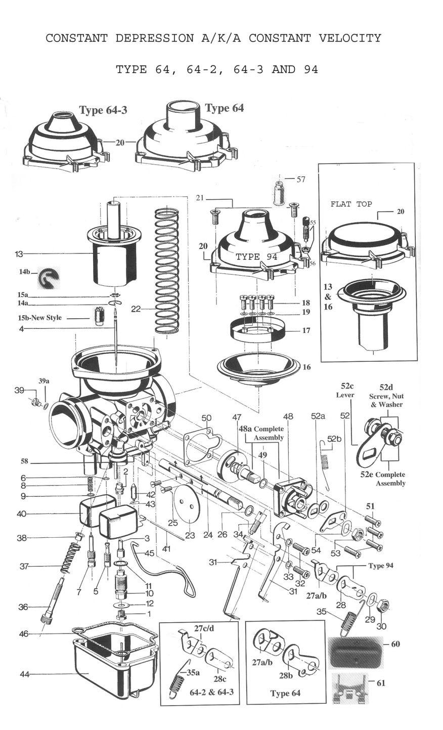 13 BMW R75/5 Rebuild Bing Carburetors & Karcoma Petcocks