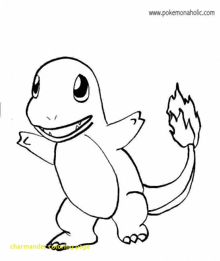 Pokemon Coloring Pages Charmander Pokemon Coloring Cartoon