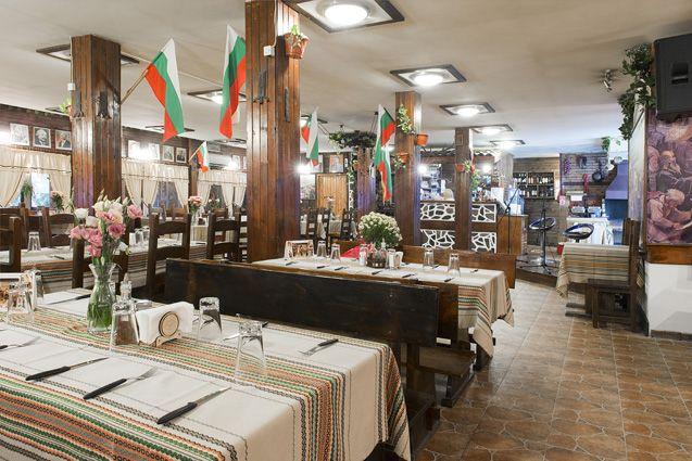 """Ресторант """"Сите българи заедно"""""""