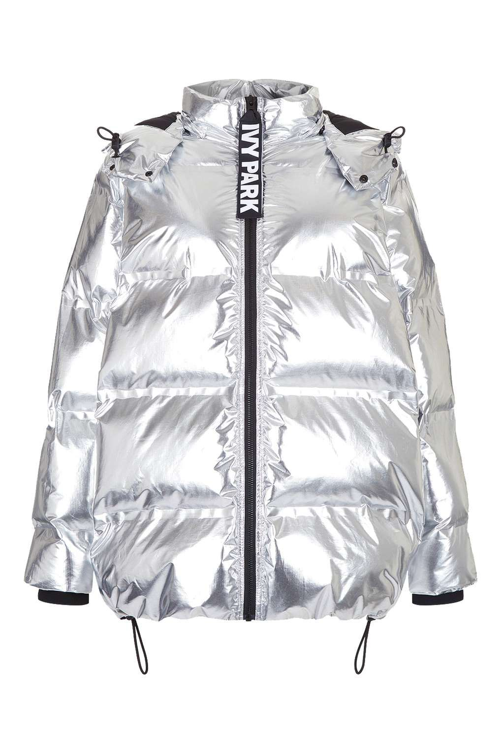 f6c423317 Oversized Bonded Puffer by Ivy Park in 2019 | fits | Puffer jackets ...
