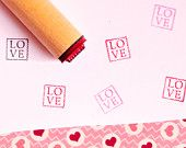Handmade Rubber Stamps by norajane on Etsy