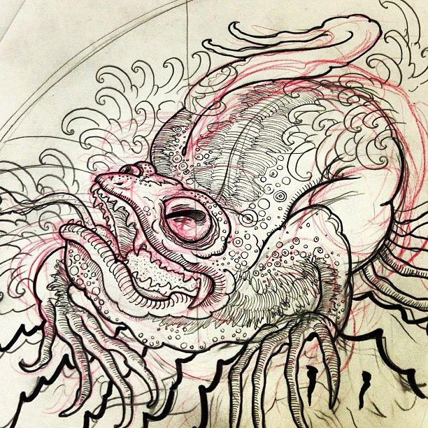 horimitsu sketch