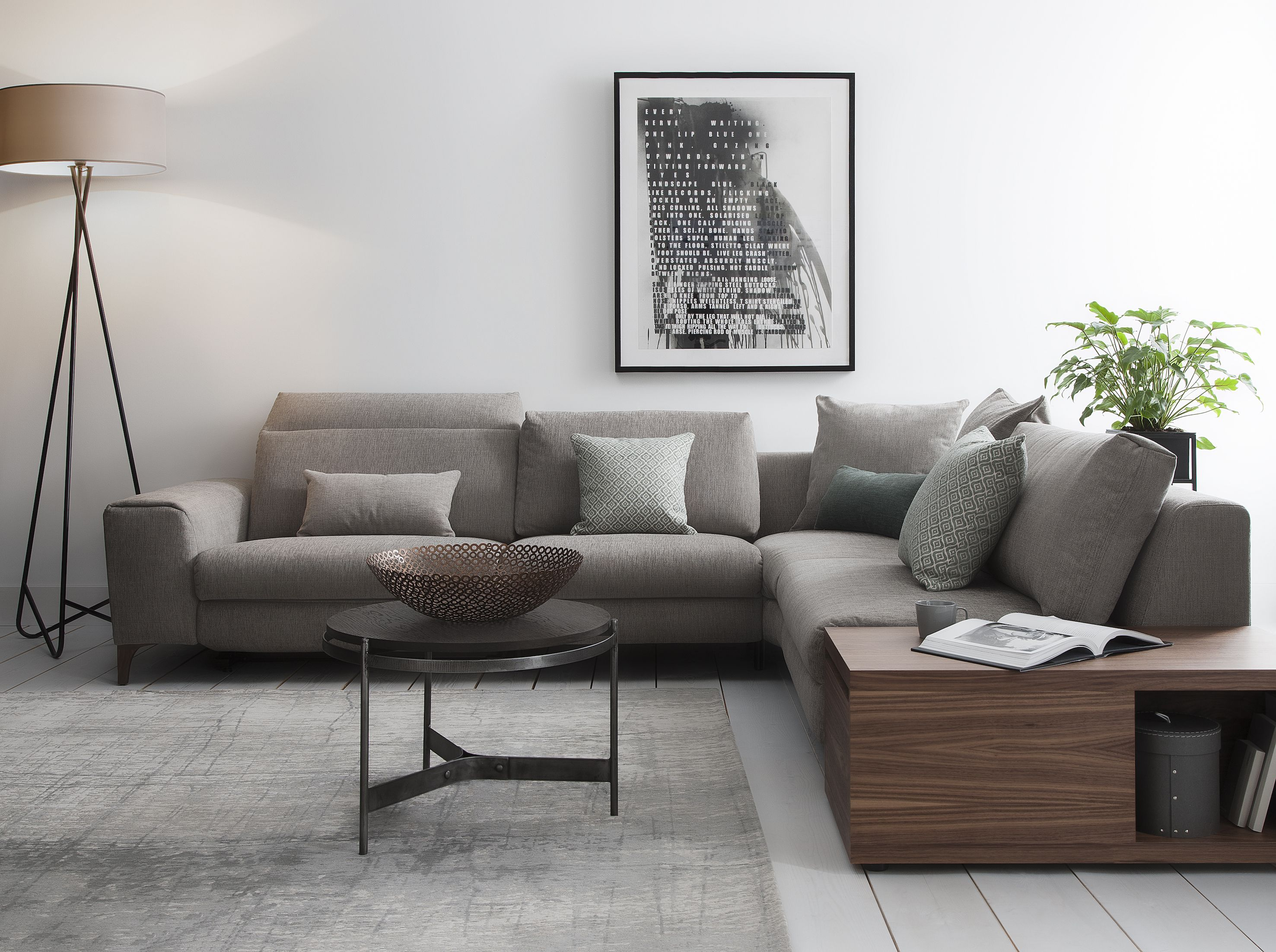 Check out our new ROM Donato sofa Signature