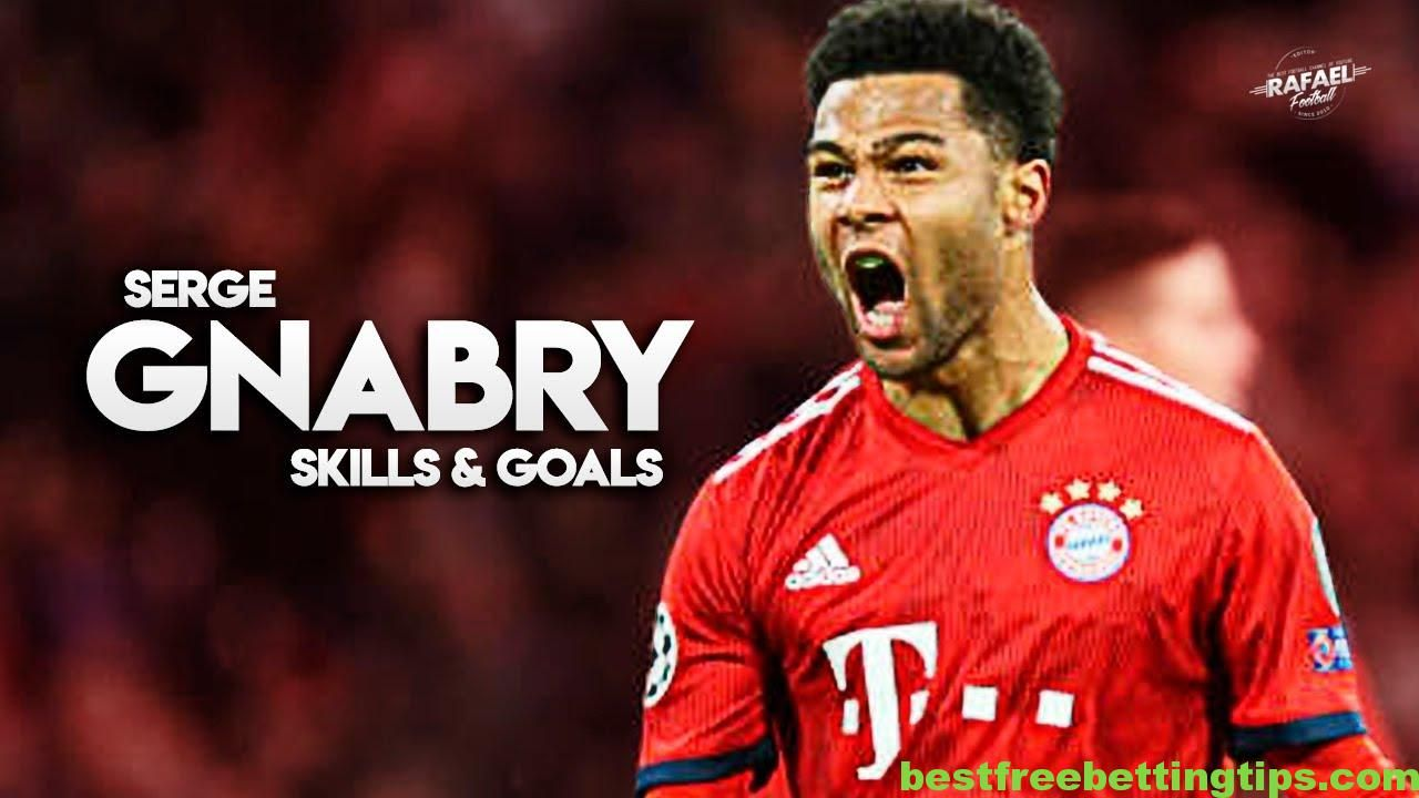 Serge Gnabry 2019 Skills Goals Hd With Images Serge Gnabry Funny Soccer Memes Skills