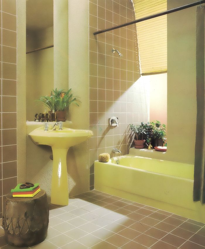 80s Bathroom Style Tub Talk In 2020 Retro Bathrooms Vintage