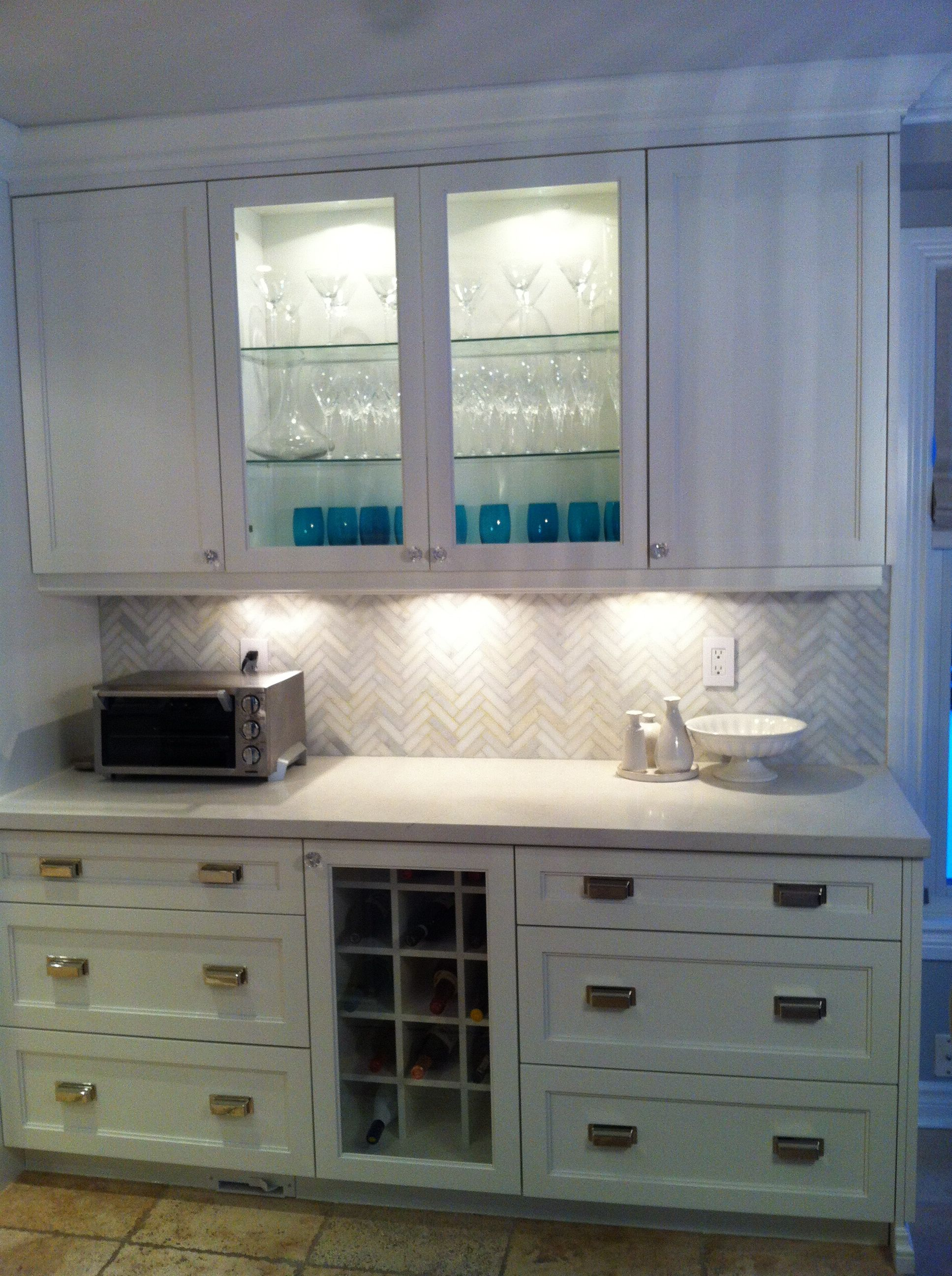 Kitchen Cabinets Simply White By Benjamin Moore Pulls Martha