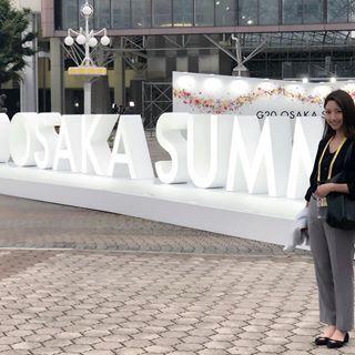 ☆ G20大阪サミットは、 2日間の討議を終え、 首脳宣言を採択して今日閉幕しました。 今回のサミットには世界中から数千もの人が取材に訪れていて、 世界各国のメディアの情報発信の拠点、 国際メディアセンターも常に熱気に包まれていました。 今日も一日取材をして、これから東京に帰ります。 明日のMr.サンデーでもお伝えする予定ですので、 ご覧いただけたら嬉しいです。 #G20サミット