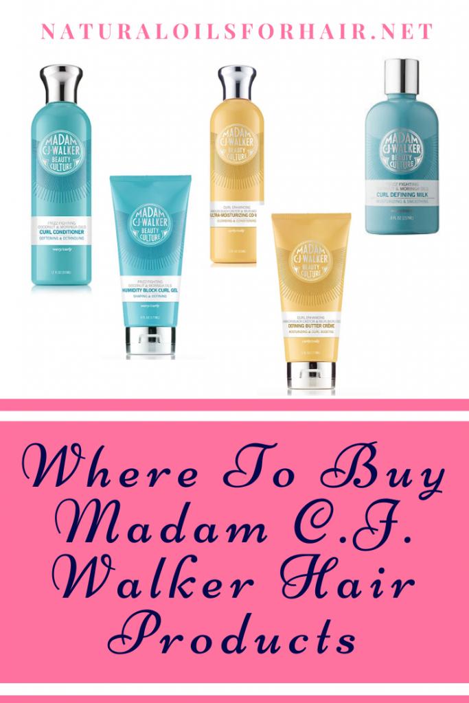 Product Review Madam C J Walker Sephora Black Curls Vaseline Bottle