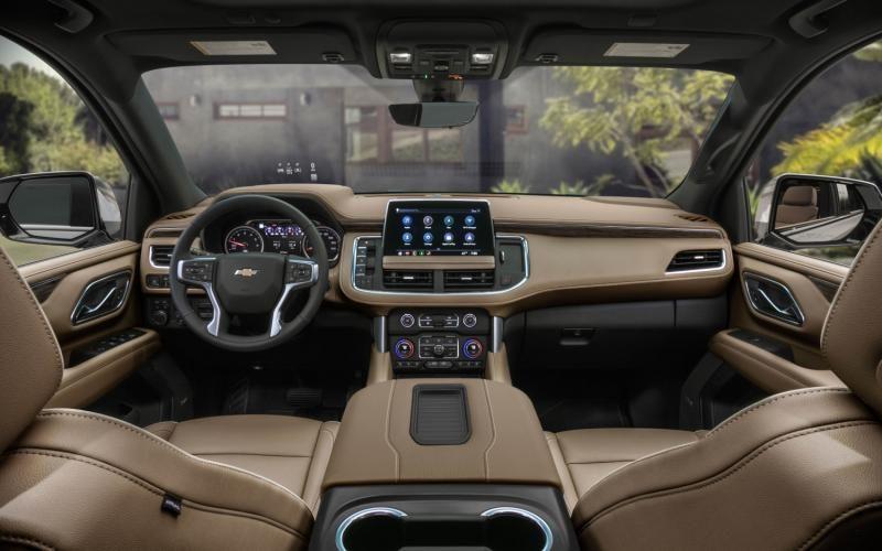 Chevrolet Suburban Premier 2021 Chevrolet Suburban Chevy Suburban Chevrolet