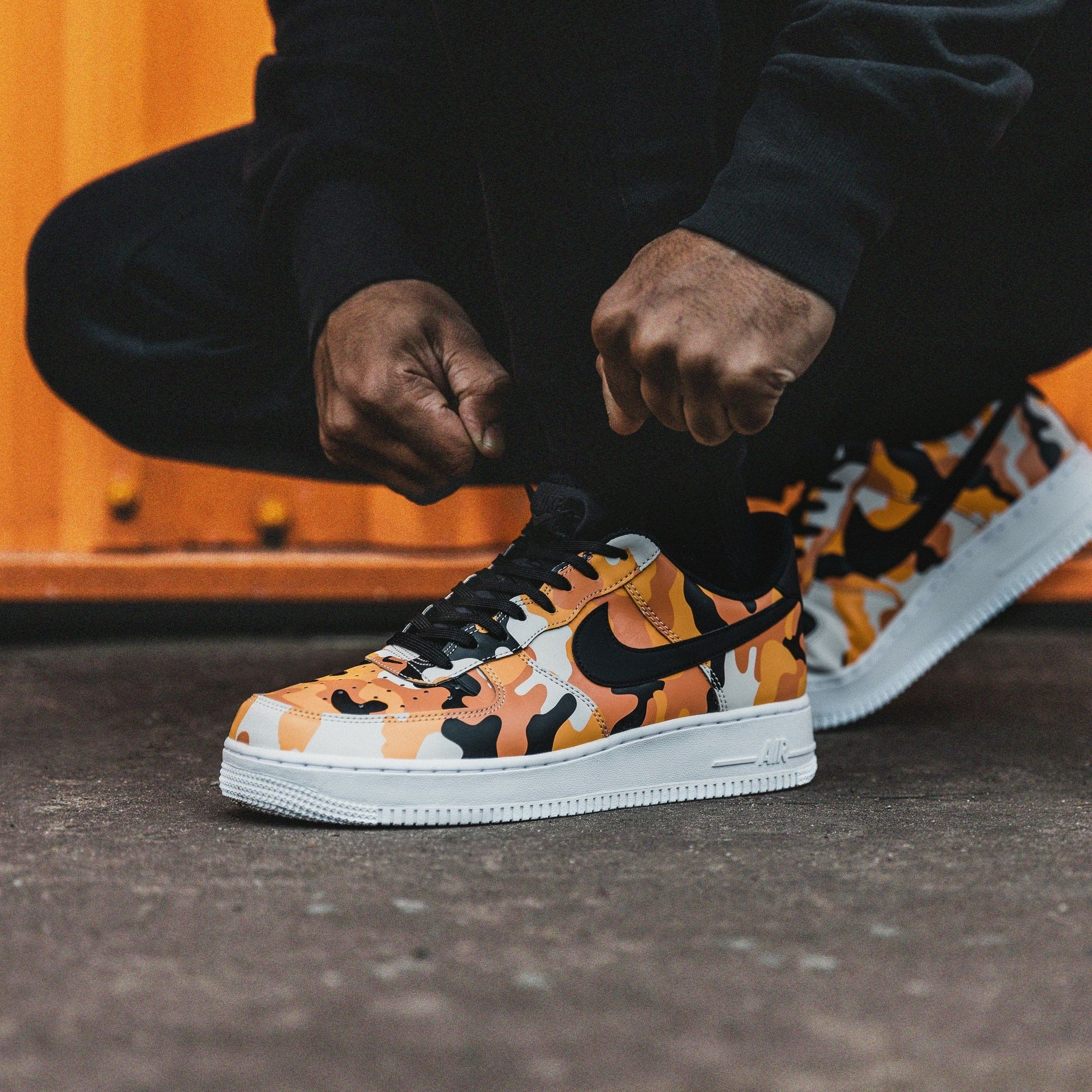 42926bfe64344 Nike Air Force 1 Low: Camo | Fashion | Nike, Sneakers, Nike air force