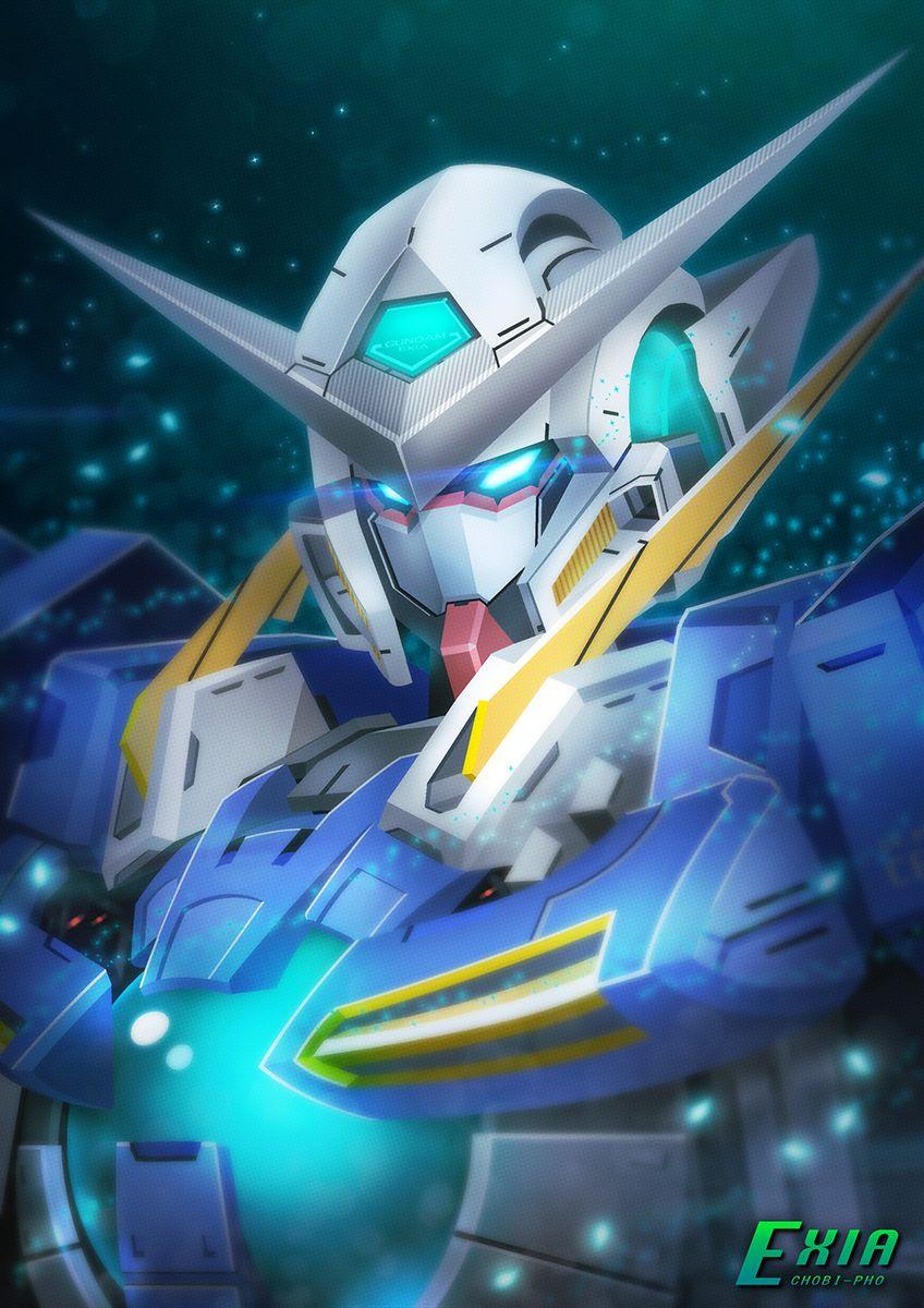 GUNDAM GUY: Awesome Gundam Digital Artworks [Updated 10/6/15]