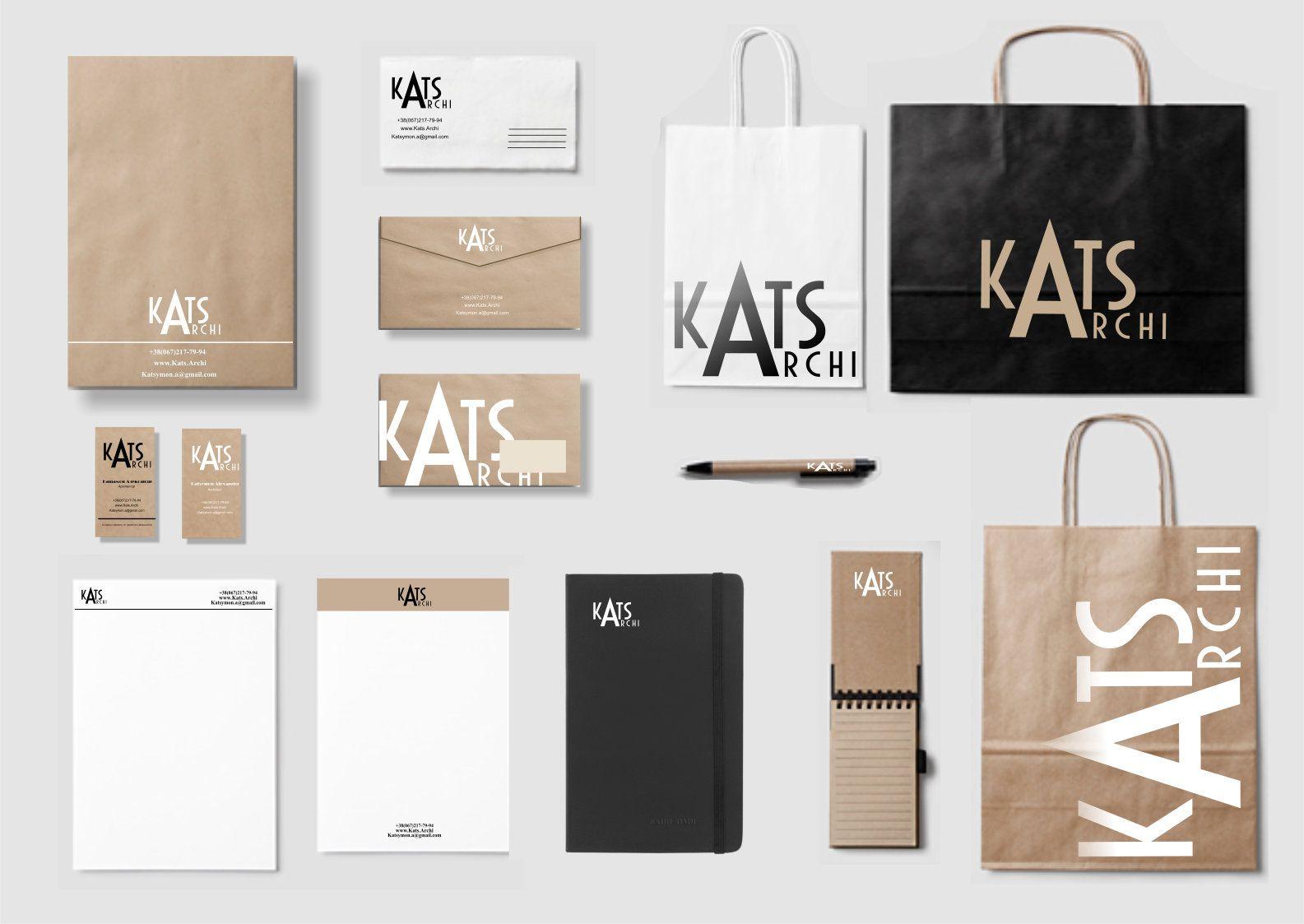 Фирменный стиль дизайн студия логотип