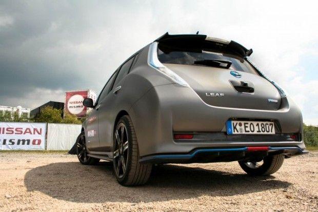 Nissan Leaf Nismo Elektrisierend Am Nürburgring Autophorie De Nissan Leaf Electric Cars Hybrid Car