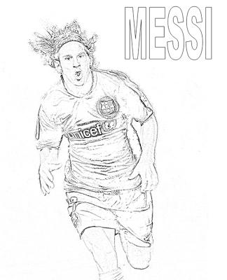 Cuadro Pintado De Messi Buscar Con Google Ausmalen Ausmalbilder Bilder