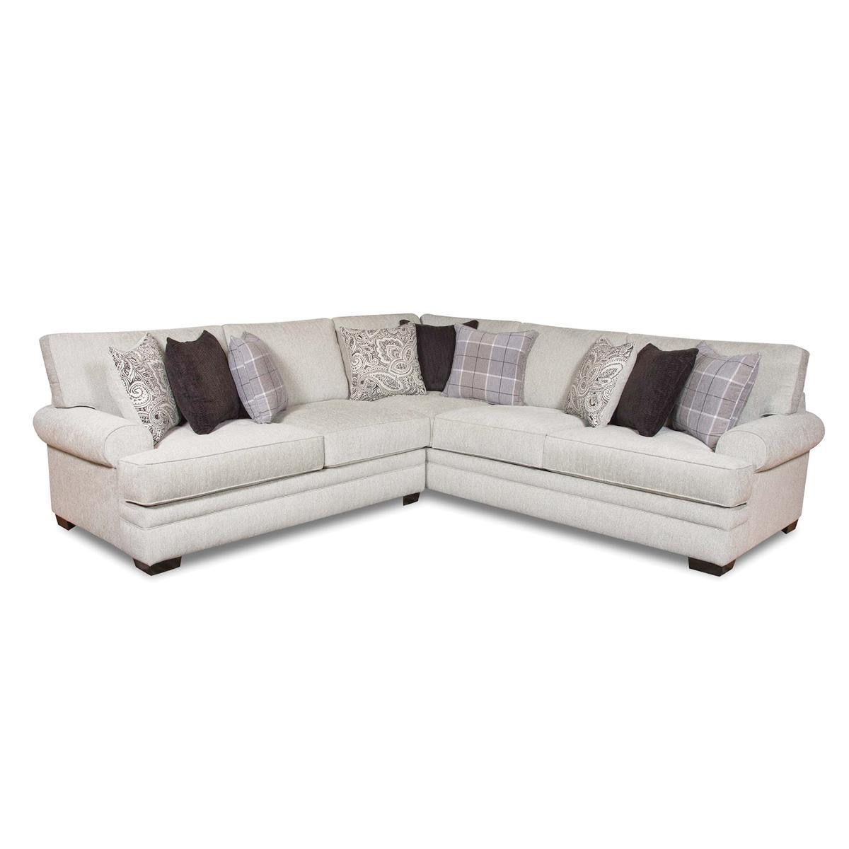 Groovy Henderson 2 Piece Sectional In Griffin Menswear Nebraska Ocoug Best Dining Table And Chair Ideas Images Ocougorg