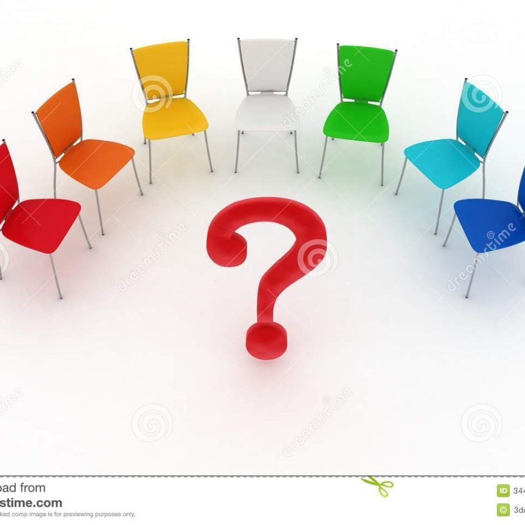 Multi Coloured Office Chairs