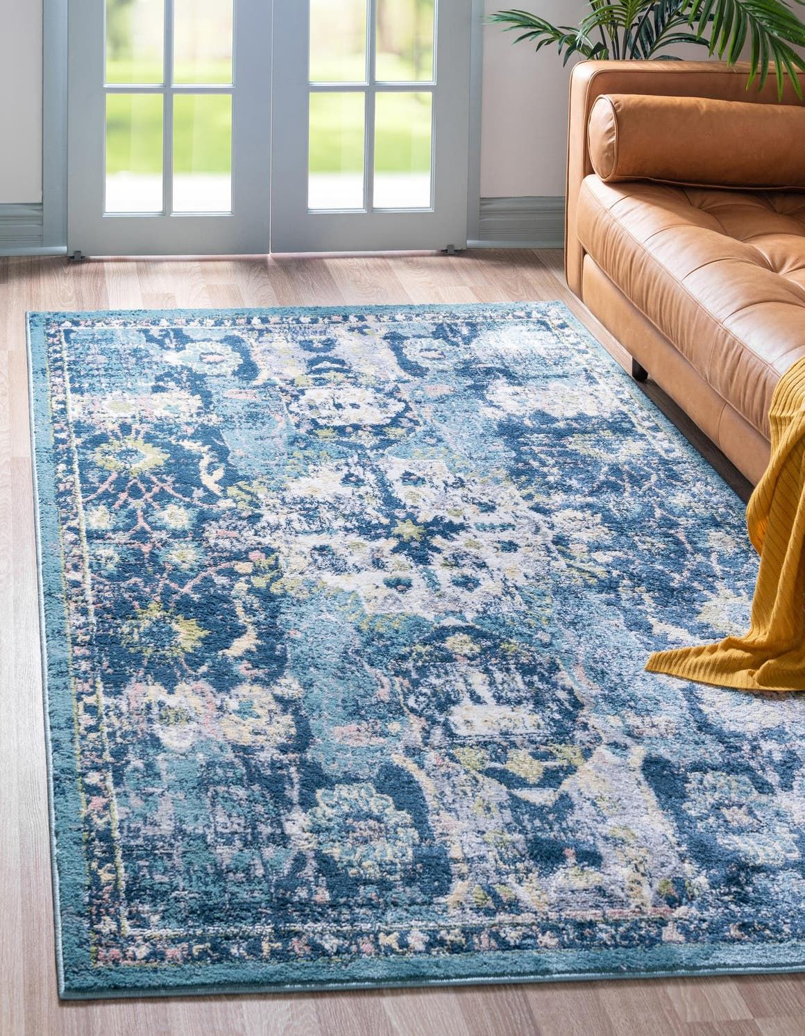 Charleston Navy Blue Vintage 9x12 Large Area Rug In 2020 Rugs 8x10 Area Rugs Area Rugs