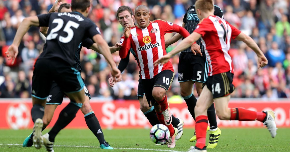 Get moving! Sunderland have run less than any other