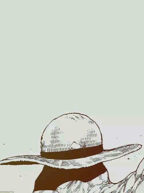 Chapeau De Paille Onepiece One Piece One Piece Tattoos Anime