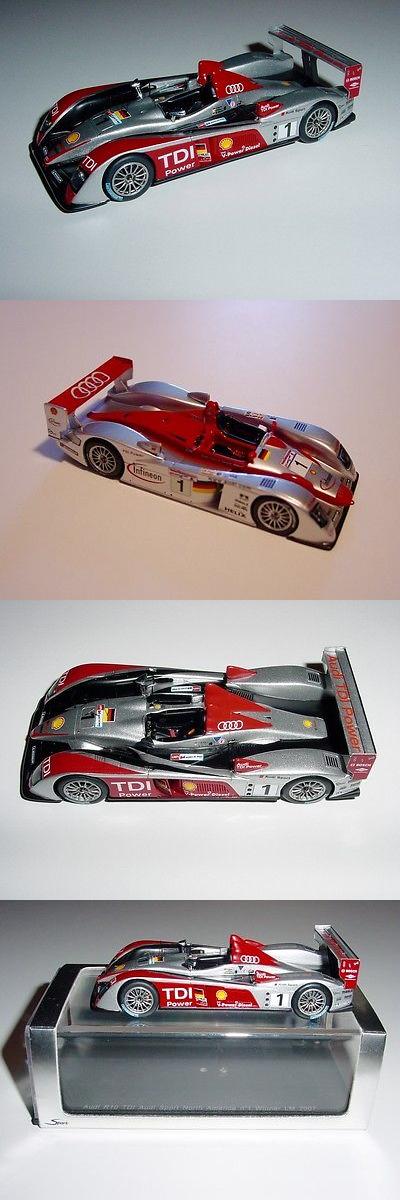 Formula 1 Cars 180270: Spark 2007 Audi R10, Le Mans Winner #1, Mib, 1:43 -> BUY IT NOW ONLY: $49.95 on eBay!