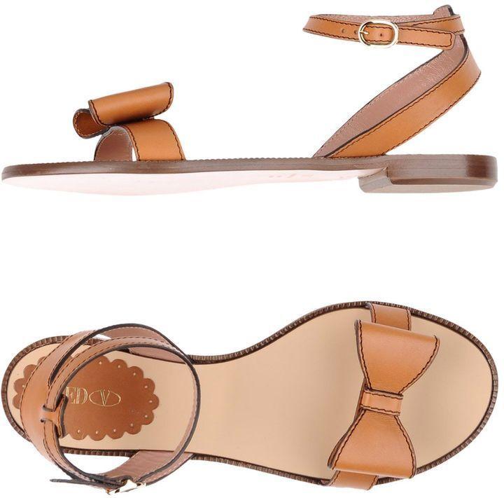 FOOTWEAR - Sandals Red(v) TR48V