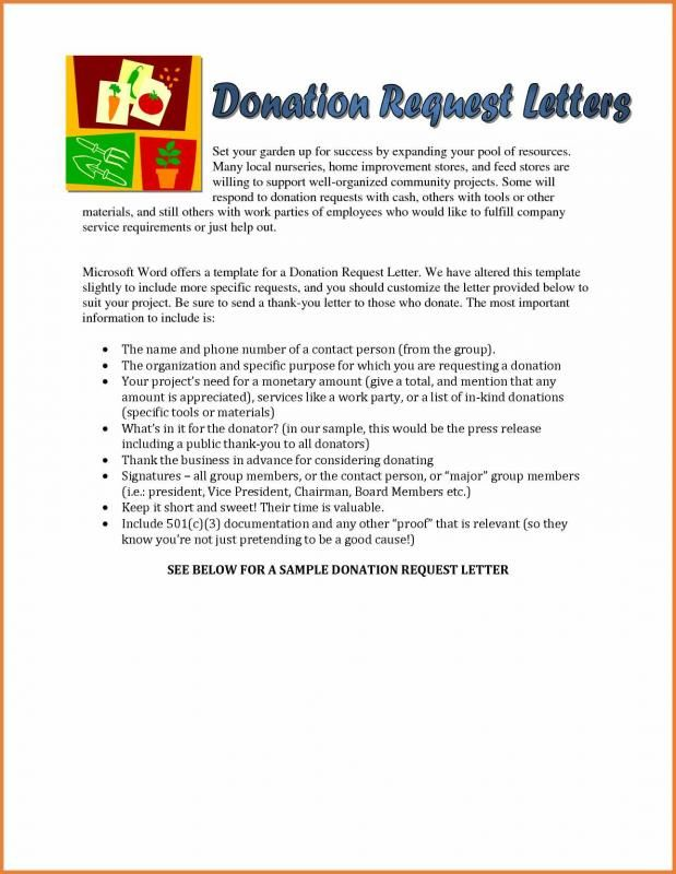 Donation Acknowledgement Letter Check more at   - community service letter