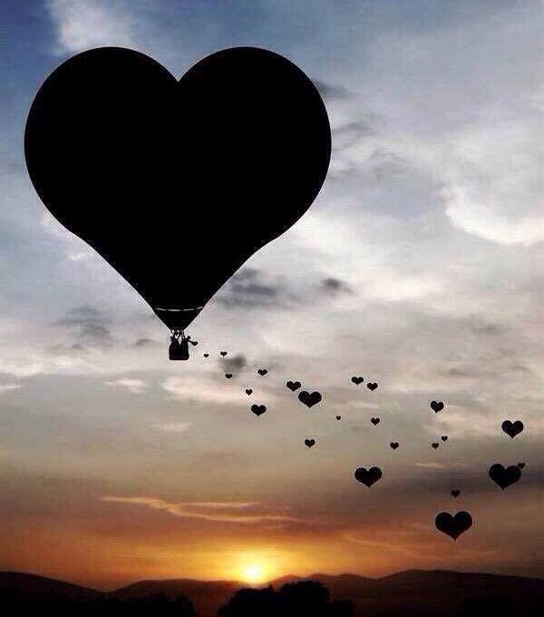 Montgolfiere Ballon Photo De Couverture Facebook Jolies Images