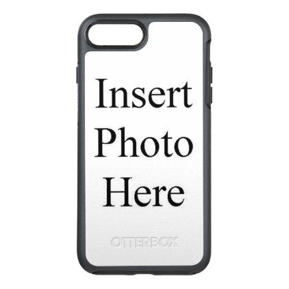 check out 91908 0d9ee Personalized OtterBox Symmetry iPhone 7 Plus Case | Zazzle.com ...