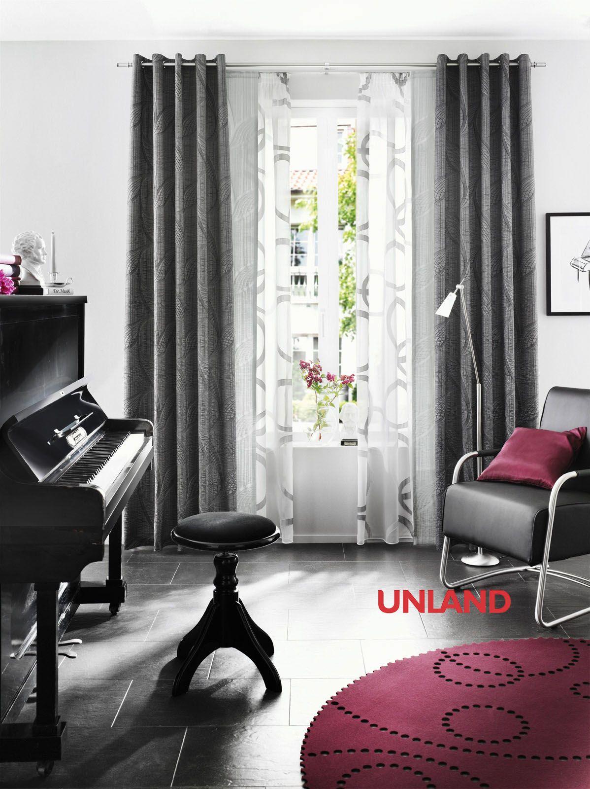 Unland Marico, Fensterideen, Vorhang, Gardinen und