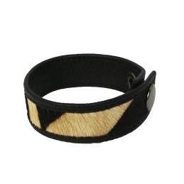 Sakhi Styles Genuine Leather Bracelet for men's_SS-B-34