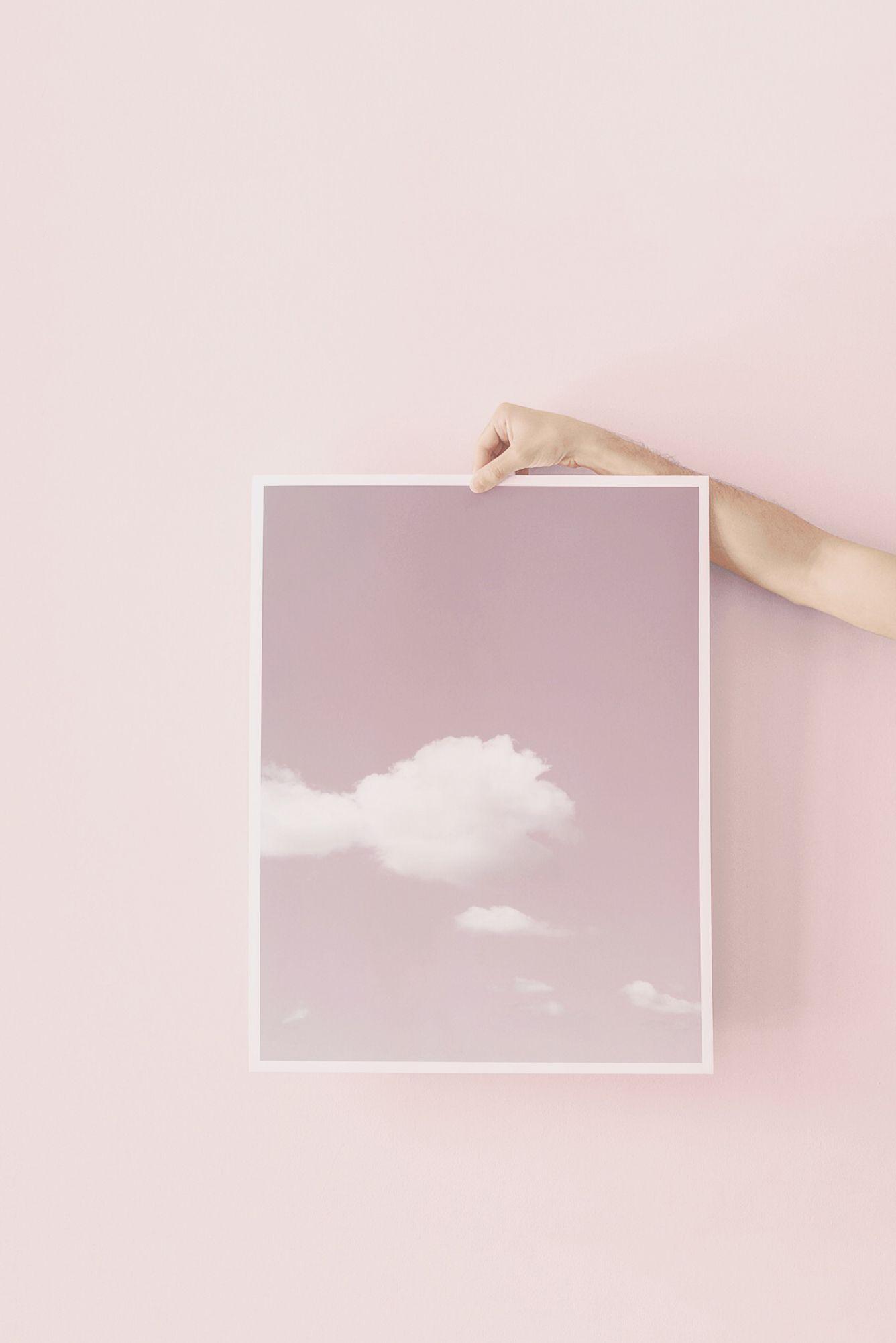 Cloud Print Cloud Wall Art Pastel Wall Art Pink Wall Art Pastel Art Print Cloud Photography Prints Wall Art Wall Art Prints Artwork Pink Wall Art Pastel Wall Art Pastel Art