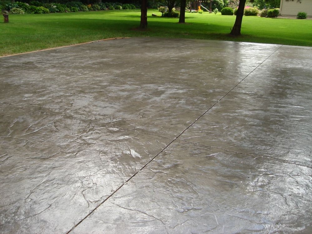 best 25+ stamped concrete patterns ideas only on pinterest ... - Stamped Concrete Patio Designs
