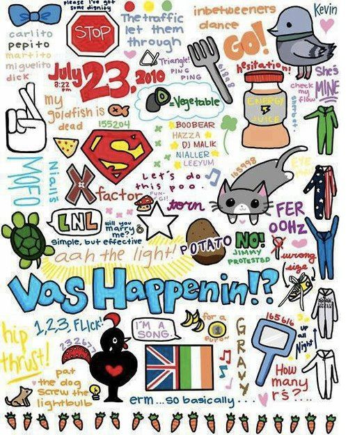 One Direction Drawing Quotes Pin by okayjxce...