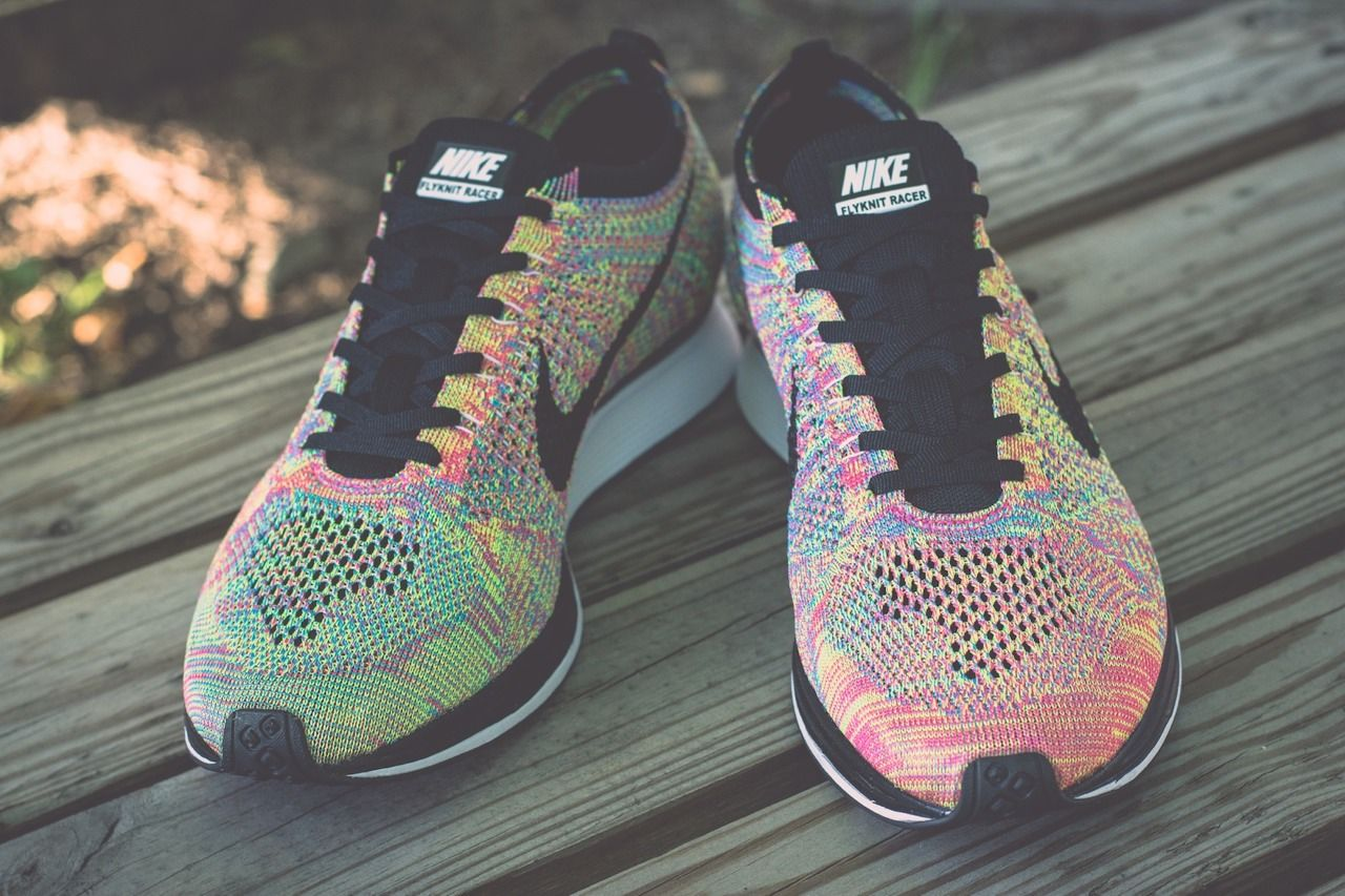 Shoes sneakers · nike flyknit tumblr - Google Search